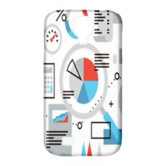 Science Mathematics Formula Samsung Galaxy S4 Classic Hardshell Case (pc+silicone) by Mariart