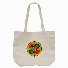 Color Scope Tote Bag (cream) by linceazul