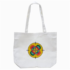 Color Scope Tote Bag (white) by linceazul