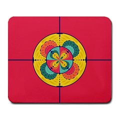 Color Scope Large Mousepads by linceazul