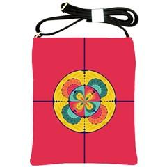 Color Scope Shoulder Sling Bags by linceazul