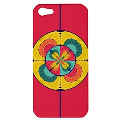 Color Scope Apple Iphone 5 Hardshell Case by linceazul