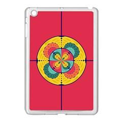 Color Scope Apple Ipad Mini Case (white) by linceazul