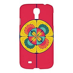 Color Scope Samsung Galaxy S4 I9500/i9505 Hardshell Case by linceazul
