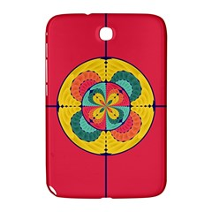 Color Scope Samsung Galaxy Note 8 0 N5100 Hardshell Case  by linceazul