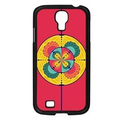 Color Scope Samsung Galaxy S4 I9500/ I9505 Case (black) by linceazul