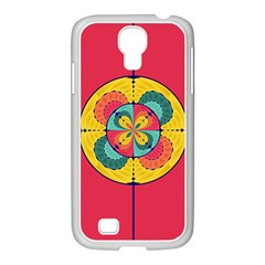 Color Scope Samsung Galaxy S4 I9500/ I9505 Case (white) by linceazul