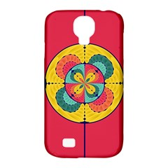 Color Scope Samsung Galaxy S4 Classic Hardshell Case (pc+silicone) by linceazul