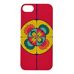 Color Scope Apple Iphone 5s/ Se Hardshell Case by linceazul