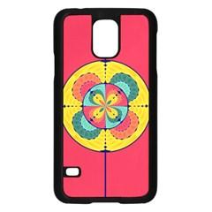 Color Scope Samsung Galaxy S5 Case (black) by linceazul