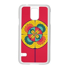 Color Scope Samsung Galaxy S5 Case (white) by linceazul