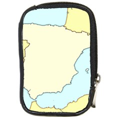 Spain Map Modern Compact Camera Cases by Mariart