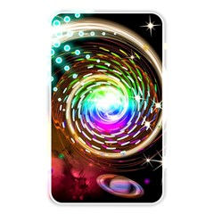 Space Star Planet Light Galaxy Moon Memory Card Reader by Mariart