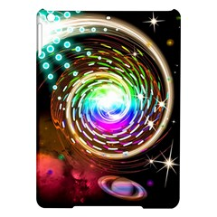 Space Star Planet Light Galaxy Moon Ipad Air Hardshell Cases by Mariart