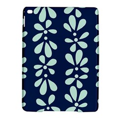 Star Flower Floral Blue Beauty Polka Ipad Air 2 Hardshell Cases by Mariart
