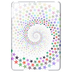 Prismatic Stars Whirlpool Circlr Rainbow Apple Ipad Pro 9 7   Hardshell Case by Mariart
