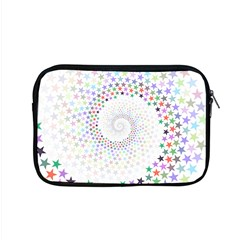 Prismatic Stars Whirlpool Circlr Rainbow Apple Macbook Pro 15  Zipper Case by Mariart