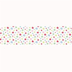 Star Rainboe Beauty Space Large Bar Mats by Mariart