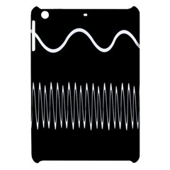 Style Line Amount Wave Chevron Apple Ipad Mini Hardshell Case by Mariart