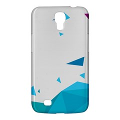 Triangle Chevron Colorfull Samsung Galaxy Mega 6 3  I9200 Hardshell Case by Mariart