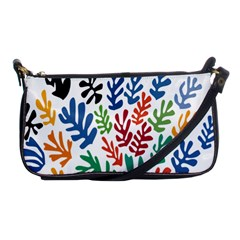 The Wreath Matisse Beauty Rainbow Color Sea Beach Shoulder Clutch Bags by Mariart