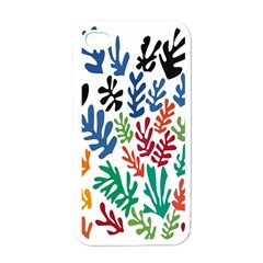 The Wreath Matisse Beauty Rainbow Color Sea Beach Apple Iphone 4 Case (white) by Mariart