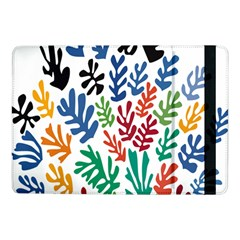 The Wreath Matisse Beauty Rainbow Color Sea Beach Samsung Galaxy Tab Pro 10 1  Flip Case by Mariart