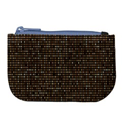 Mosaic Pattern 1 Large Coin Purse by tarastyle