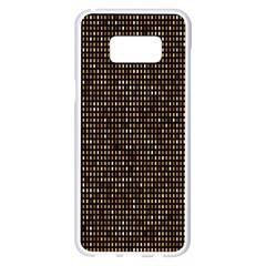 Mosaic Pattern 1 Samsung Galaxy S8 Plus White Seamless Case by tarastyle