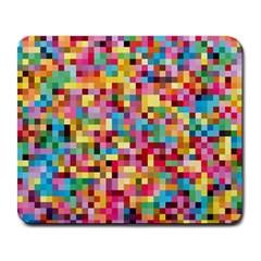 Mosaic Pattern 2 Large Mousepads by tarastyle