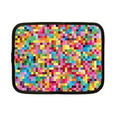 Mosaic Pattern 2 Netbook Case (small)  by tarastyle
