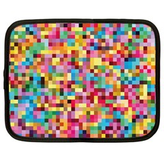 Mosaic Pattern 2 Netbook Case (xxl)  by tarastyle