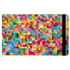Mosaic Pattern 2 Apple Ipad 2 Flip Case by tarastyle