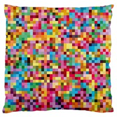 Mosaic Pattern 2 Standard Flano Cushion Case (one Side) by tarastyle