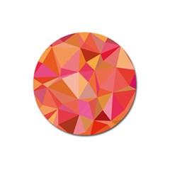 Mosaic Pattern 3 Magnet 3  (round) by tarastyle