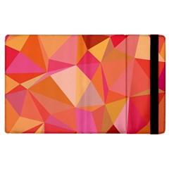 Mosaic Pattern 3 Apple Ipad 2 Flip Case by tarastyle
