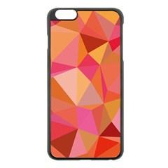 Mosaic Pattern 3 Apple Iphone 6 Plus/6s Plus Black Enamel Case by tarastyle