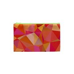 Mosaic Pattern 3 Cosmetic Bag (xs) by tarastyle