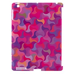 Mosaic Pattern 4 Apple Ipad 3/4 Hardshell Case (compatible With Smart Cover) by tarastyle
