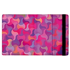 Mosaic Pattern 4 Apple Ipad 3/4 Flip Case by tarastyle