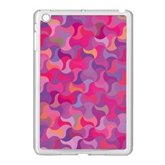 Mosaic Pattern 4 Apple Ipad Mini Case (white) by tarastyle