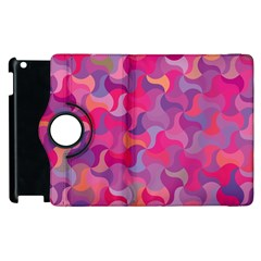 Mosaic Pattern 4 Apple Ipad 3/4 Flip 360 Case by tarastyle