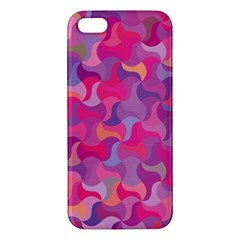 Mosaic Pattern 4 Apple Iphone 5 Premium Hardshell Case by tarastyle