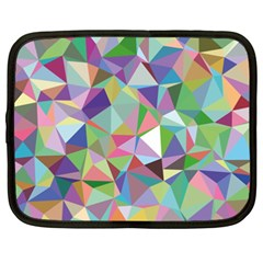 Mosaic Pattern 5 Netbook Case (xxl)  by tarastyle