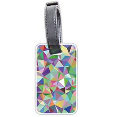 Mosaic Pattern 5 Luggage Tags (one Side)  by tarastyle