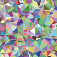 Mosaic Pattern 5 Magic Photo Cubes by tarastyle