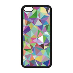 Mosaic Pattern 5 Apple Iphone 5c Seamless Case (black) by tarastyle