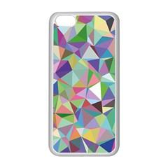 Mosaic Pattern 5 Apple Iphone 5c Seamless Case (white) by tarastyle