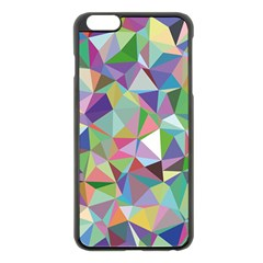 Mosaic Pattern 5 Apple Iphone 6 Plus/6s Plus Black Enamel Case by tarastyle