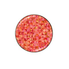 Mosaic Pattern 6 Hat Clip Ball Marker (10 Pack) by tarastyle